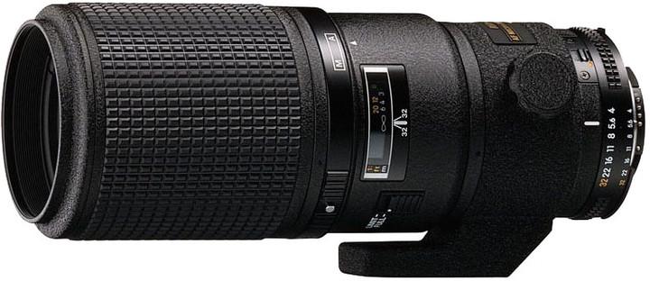 Nikon objektiv Nikkor 200mm f/4D ED-IF AF Micro