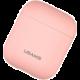 USAMS Liquid Silicone Protective kryt pro AirPods, růžová