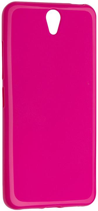 FIXED TPU gelové pouzdro pro Lenovo Vibe S1, růžová