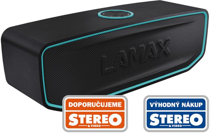 LAMAX Solitaire1, černá