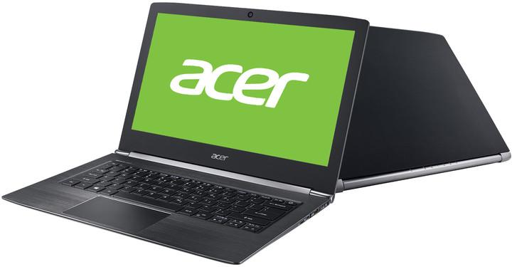 Acer Aspire S13 (S5-371-73UW), černá