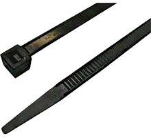 Zircon stahovací páska 2,5 x 150 mm, černá, 100ks - KONZIZKP13