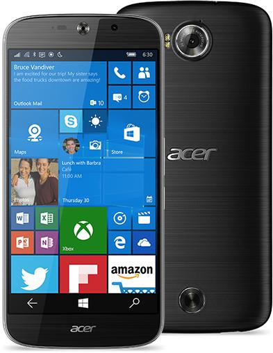 Acer Liquid Jade Primo LTE - 32GB, černá