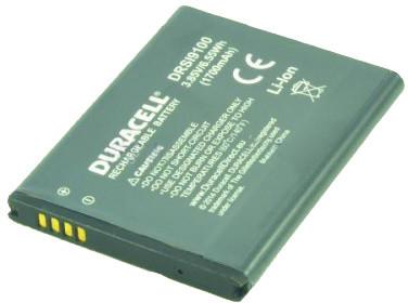 Duracell baterie pro Galaxy S2, 1700 mAh