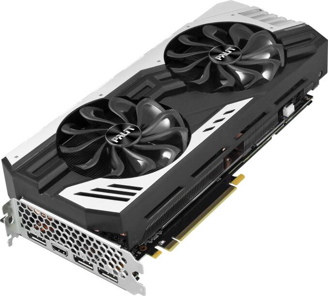 PALiT GeForce RTX 2070 Super JetStream, 8GB GDDR6