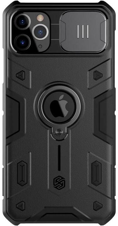 Nillkin zadní kryt CamShield Armor pro iPhone 11 Pro, černá