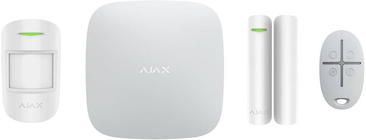 BEDO AJAX Startovací balíček, bílá