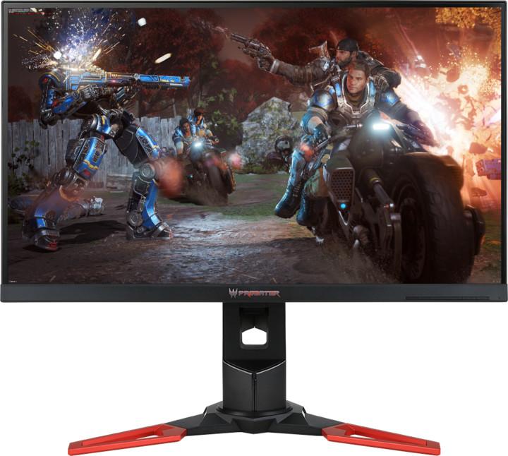 "Acer Predator XB271HUAbmiprz - LED monitor 27"""