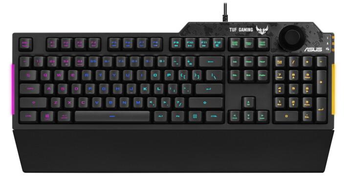 ASUS TUF Gaming K1, CZ/SK