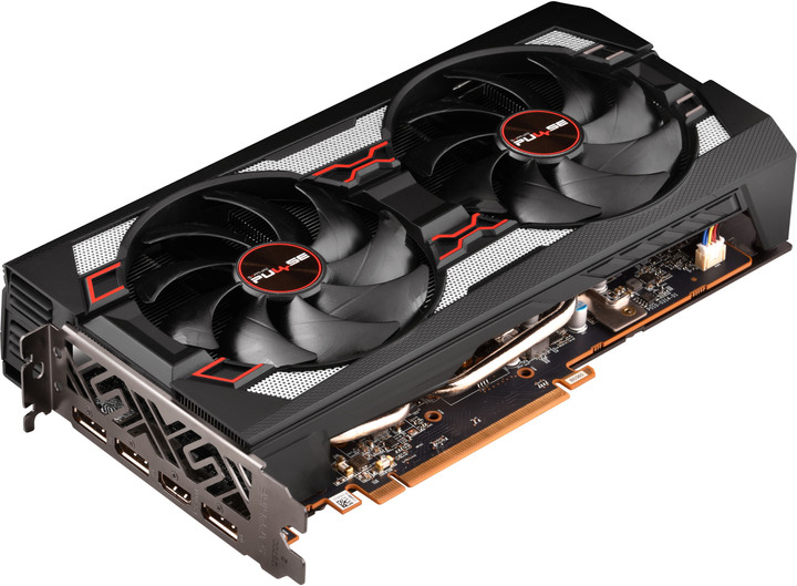 Sapphire Radeon PULSE RX 5700 8G OC, 8GB GDDR6