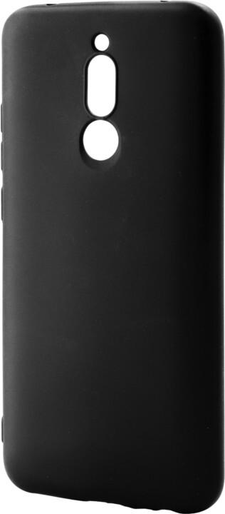 EPICO SILK MATT Case Xiaomi Redmi Note 8 PRO, černá