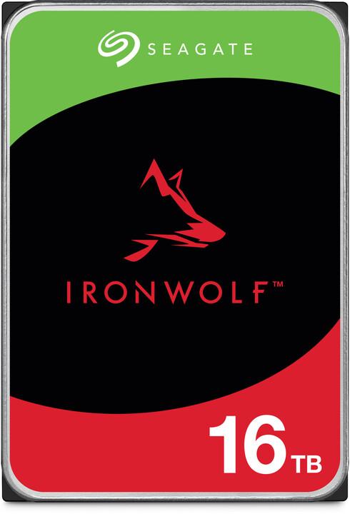 "Seagate IronWolf, 3,5"" - 16TB"