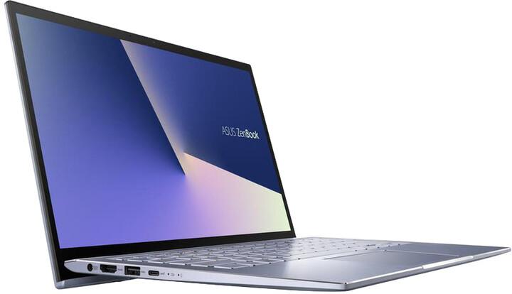 ASUS ZenBook UX431FA, stříbrná