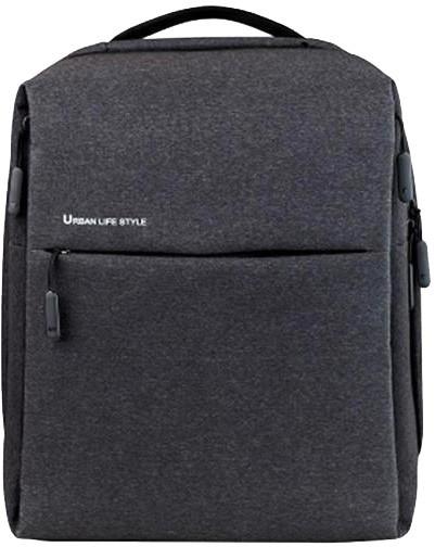 Mi City Backpack, tmavě šedá