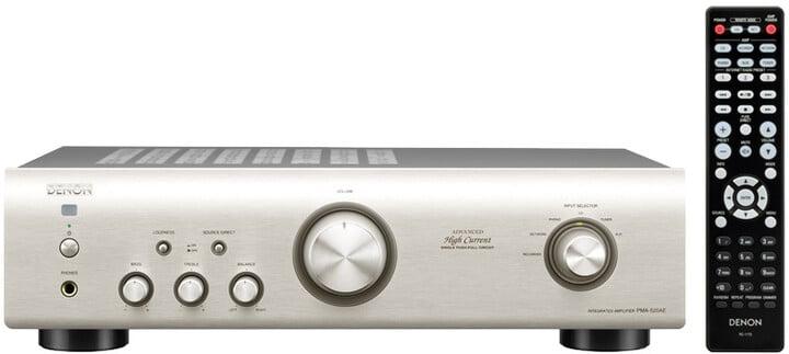 Denon PMA-520AE, stříbrná