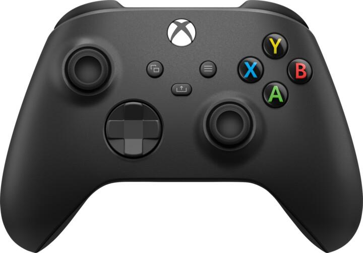 Xbox Series Bezdrátový ovladač, černý