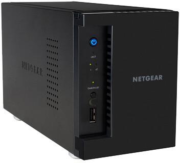 NETGEAR ReadyNAS 102 (2x3TB HDD)
