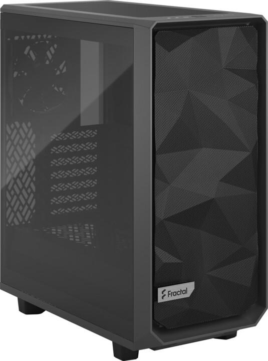 Fractal Design Meshify 2 Compact Gray TG Light Tint