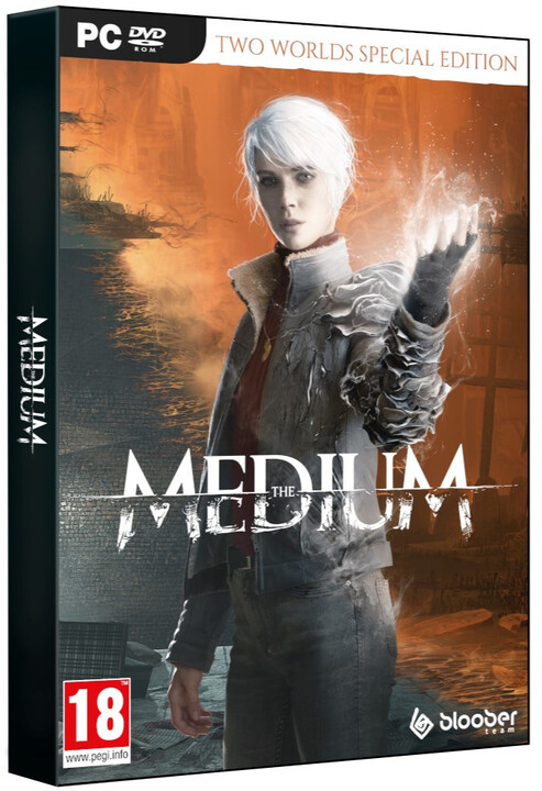 The Medium - Two Worlds Special Edition (PC)