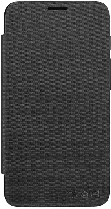 ALCATEL flipové pouzdro pro FC5010 PIXI 4 (5), černá