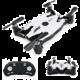 JJR/C H49 selfie dron v hodnotě 1799 Kč