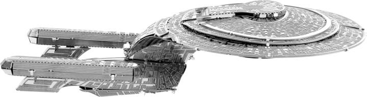 Metal Earth Star Trek - kovový model Enterprise NCC-1701D