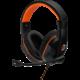 BML GameGod Bruiser, černá/oranžová