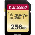 Transcend SDXC 500S 256GB UHS-I U3