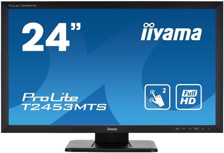 "iiyama ProLite T2453MTS-B1 - LED monitor 24"""