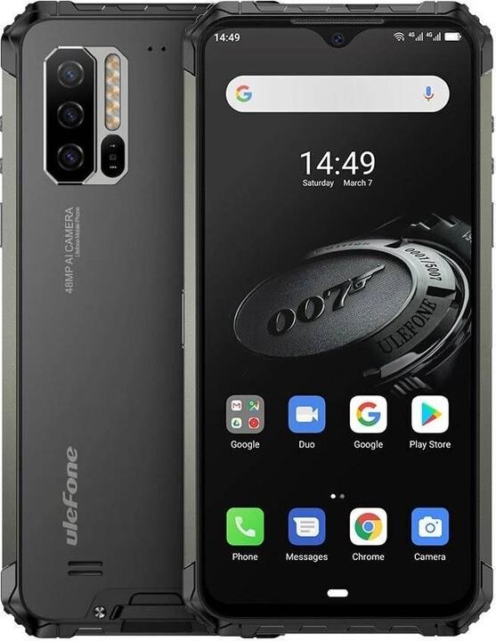 UleFone Armor 7E 2020, 4GB/128GB, Black