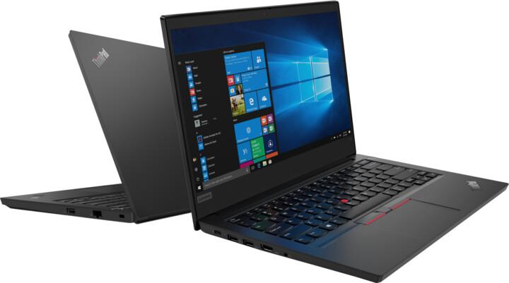 Lenovo ThinkPad E14-IML, černá
