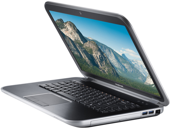 Dell Inspiron SE-7520, stříbrná