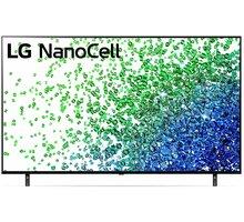 LG 65NANO80P - 164cm - 65NANO803PA + Elektronická čtečka knih ONYX BOOX POKE 3 v hodnotě 4 999 Kč