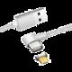 Mobilly lomený magnetický kabel microUSB