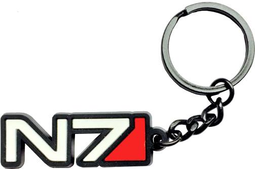 Mass Effect Andromeda N7 Logo - klíčenka