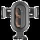 CellullarLine univerzální držák do ventilace s funkcí bezdrátového nabíjení Handy Wing, černá  + Voucher až na 3 měsíce HBO GO jako dárek (max 1 ks na objednávku)