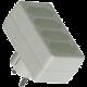 PremiumCord rozčtyřka 230V bílá 4x2,5A
