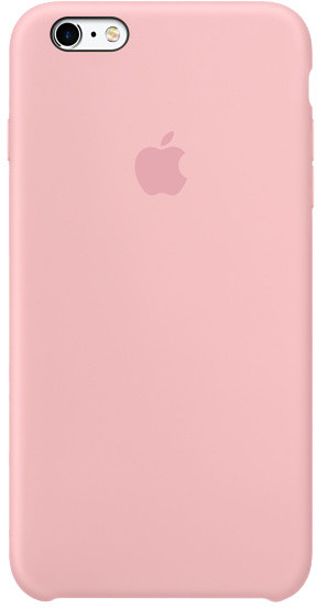 Apple iPhone 6s Silicone Case, růžová