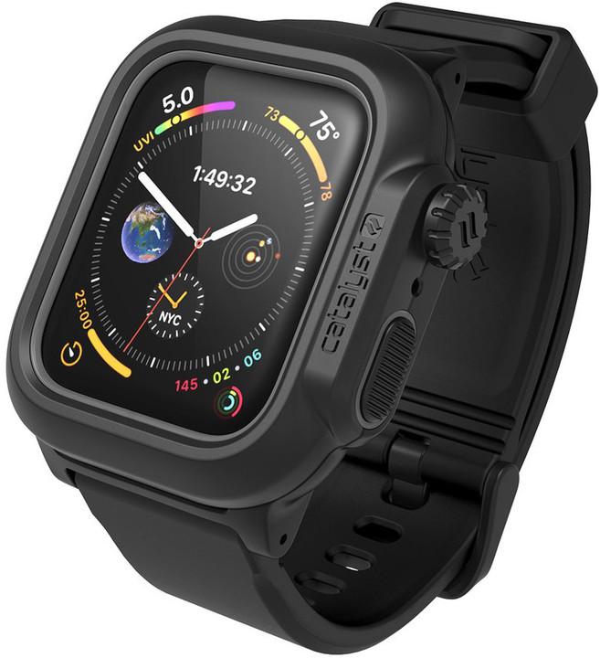 Catalyst Waterproof Case, A.Watch 4/5 44mm, černá