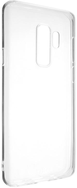 FIXED TPU gelové pouzdro pro Samsung Galaxy S9 Plus, čiré