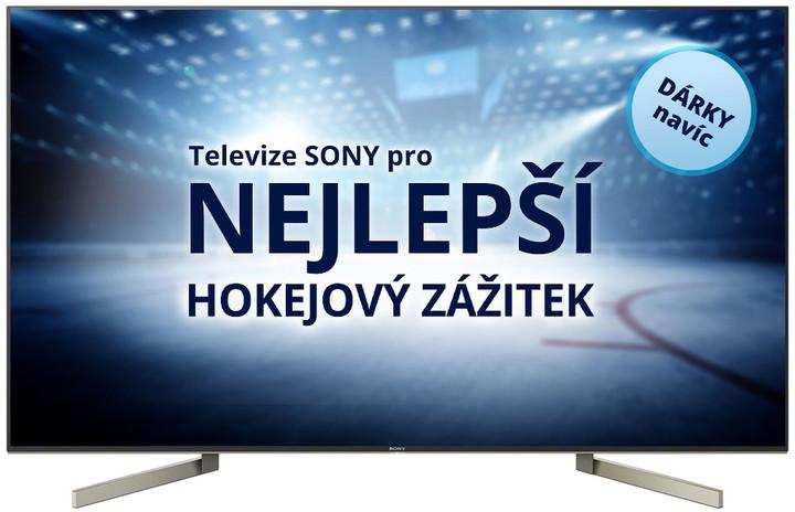 Sony KD-65XF9005 - 164cm