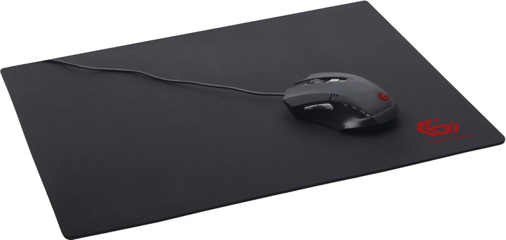 Gembird MP-GAME-L podložka pod myš, velikost L