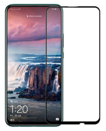 Nillkin tvrzené sklo 2.5D CP+ Pro pro Huawei P Smart Z, černá