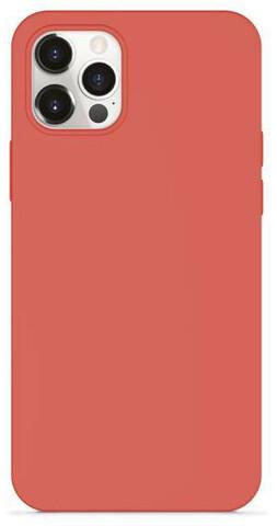 EPICO silikonový kryt Magnetic pro iPhone 12 mini, kompatibilní s MagSafe, růžová
