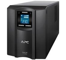 APC Smart-UPS C 1000VA se SmartConnect 3x Poukázka OMV (v ceně 200 Kč)