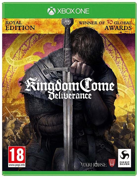 Kingdom Come: Deliverance - Royal Edition (Xbox ONE)