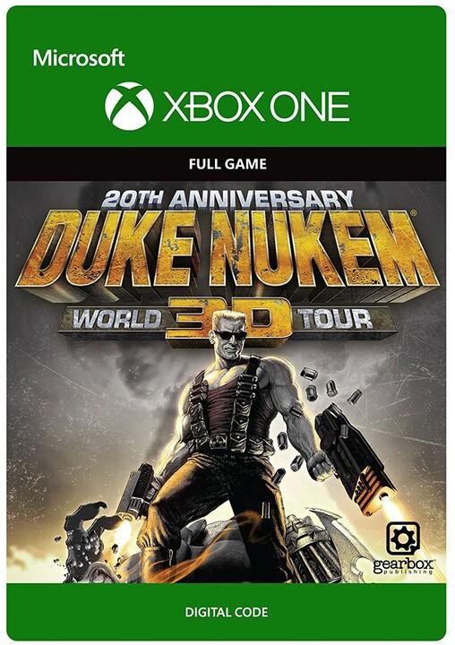 Duke Nukem 3D: 20th Anniversary World Tour (Xbox ONE) - elektronicky