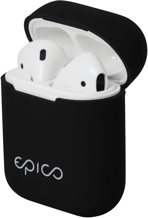 EPICO AIRPODS CASE, černá