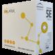 Solarix kabel licna CAT5E UTP PVC šedý 305m/box SXKL-5E-UTP-PVC-GY O2 TV Sport Pack na 3 měsíce (max. 1x na objednávku)