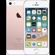Apple iPhone SE 128GB, růžová/zlatá  + DEVIA Vogue lightning kabel, pletený (v ceně 299Kč) + Voucher až na 3 měsíce HBO GO jako dárek (max 1 ks na objednávku)